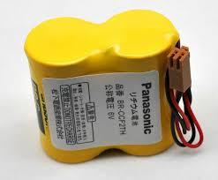 Panasonic BR-CCF2TH 6V Lithium End�striyel Pil