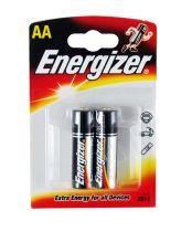 Energizer 2 x AA Size Alkalin Kalem 2` li Pil