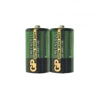 GP 14G R14 C Size Manganez Orta Boy Pil 2`li